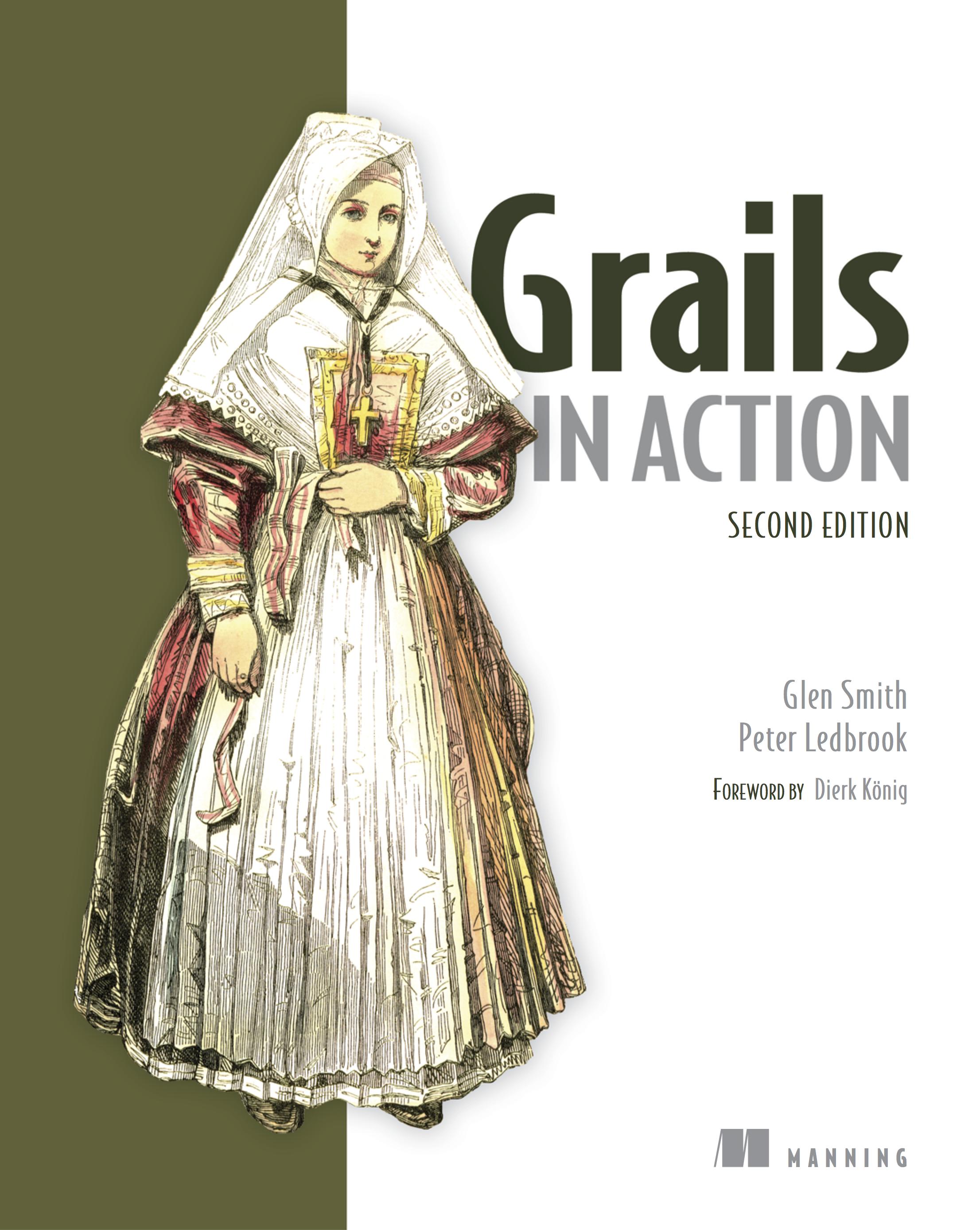 """""""Grails"""